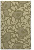rug #585453 |  light-green animal rug