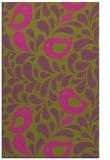 rug #585457 |  light-green natural rug