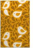 rug #585465 |  light-orange animal rug