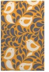 rug #585477 |  light-orange rug