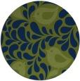 rug #585519 | round animal rug