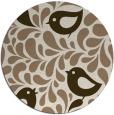 rug #585636 | round animal rug