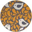 rug #585831   round animal rug