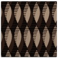 rug #586197 | square black graphic rug