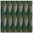 rug #586305 | square mid-brown rug