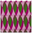 rug #586359 | square circles rug