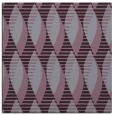 rug #586421 | square purple rug
