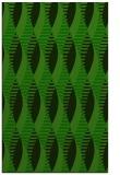 rug #586957 |  green circles rug