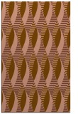 rug #587033 |  brown graphic rug