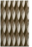 rug #587041 |  mid-brown graphic rug