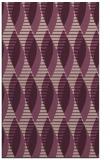 rug #587045 |  pink circles rug