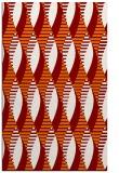 rug #587081 |  orange rug