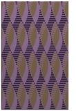 rug #587121 |  mid-brown retro rug