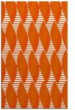 rug #587157 |  red-orange circles rug