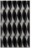 rug #587161 |  white circles rug