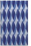 rug #587169 |  blue circles rug