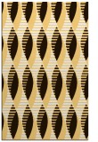 rug #587185 |  brown circles rug