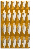 rug #587225 |  light-orange graphic rug