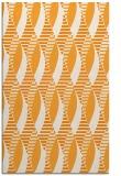 rug #587233 |  light-orange circles rug