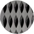 rug #587415 | round graphic rug