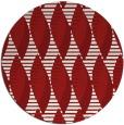 rug #587490 | round graphic rug