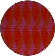 rug #587494 | round retro rug