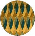 rug #587548 | round retro rug