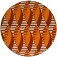 rug #587557 | round beige circles rug