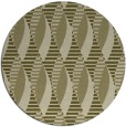 rug #587573 | round light-green graphic rug