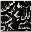 rug #587949 | square black animal rug