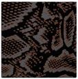 rug #587953 | square black animal rug