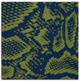 rug #587981 | square blue animal rug