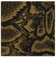 rug #588061 | square mid-brown rug