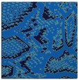 rug #588113 | square blue popular rug