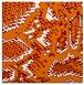 rug #588137 | square orange rug
