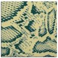 rug #588149 | square yellow animal rug