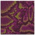 rug #588173 | square purple animal rug