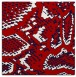 rug #588185 | square red animal rug