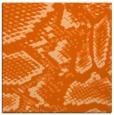 rug #588205 | square red-orange animal rug