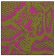 rug #588273 | square pink rug