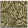 rug #588277 | square light-green animal rug