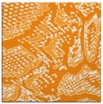 rug #588289 | square light-orange popular rug