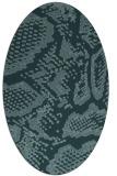 rug #588370   oval animal rug