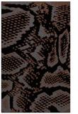 rug #588657 |  black animal rug