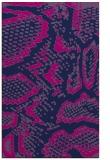 rug #588677 |  pink animal rug