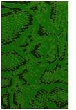 rug #588717 |  green animal rug