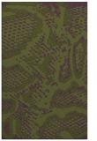 rug #588785    green animal rug