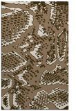 rug #588801 |  mid-brown animal rug