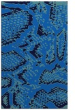 rug #588817 |  blue animal rug