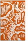 rug #588917 |  red-orange animal rug